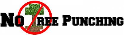 No Tree Punching