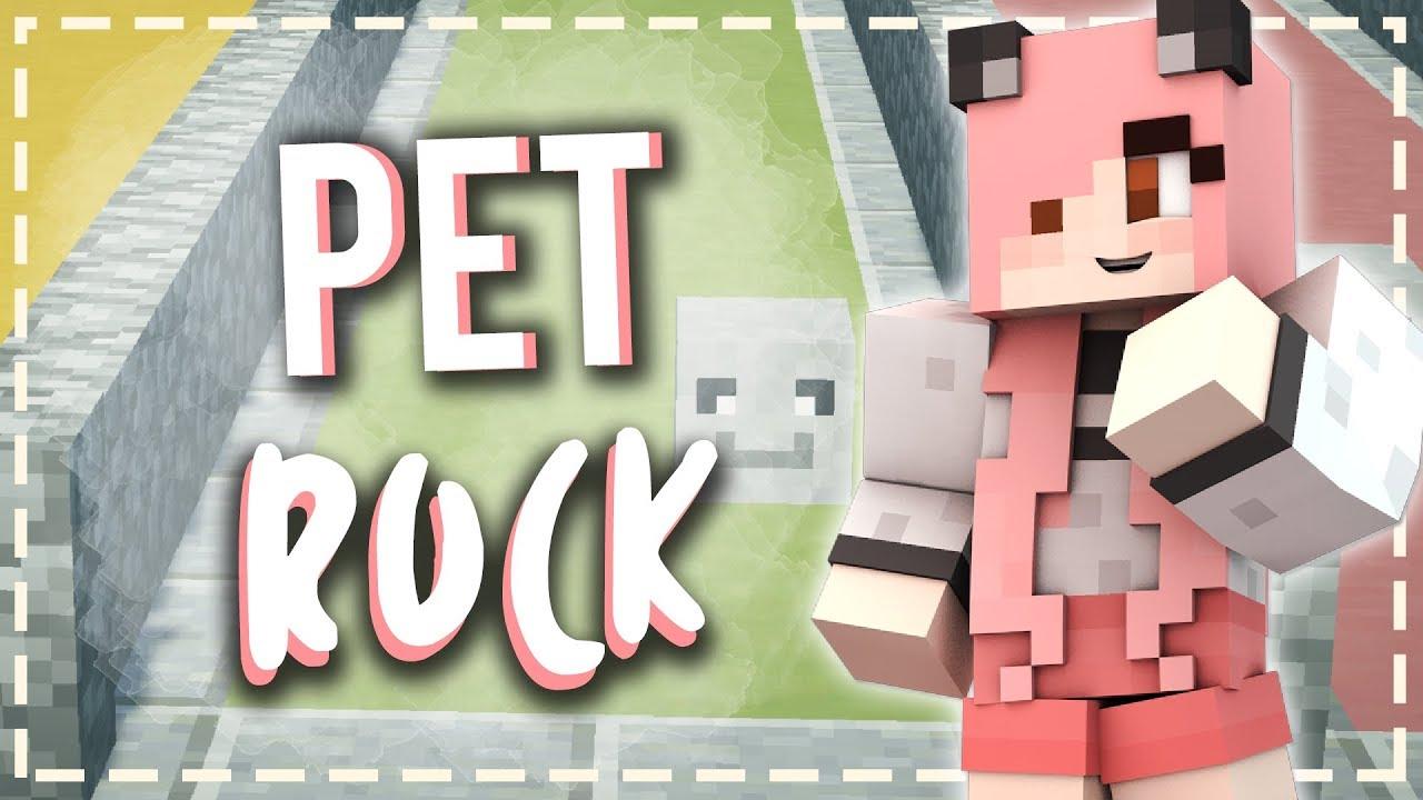 Petrock Mod Minecraft