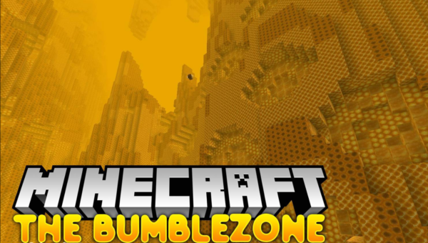 The Bumblezone Mod Minecraft