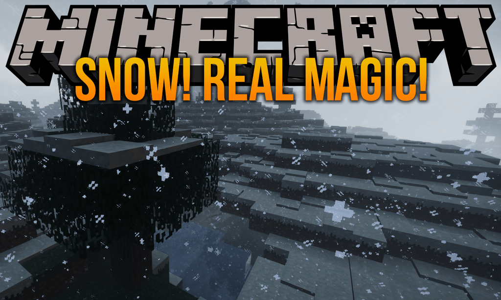 snow real magic mod minecraft