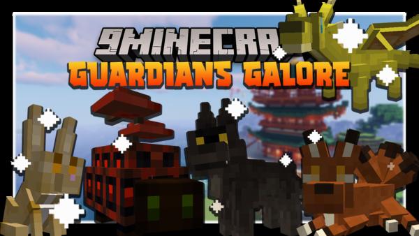 Guardians Galore Mod Minecraft