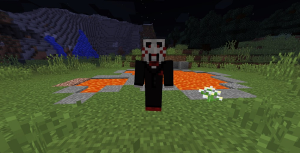 Horror Movie Monsters Minecraft