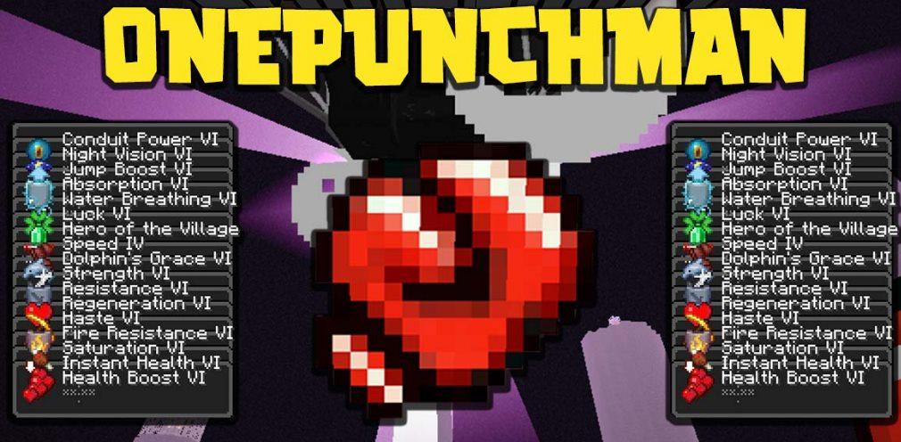 Onepunchman Minecraft