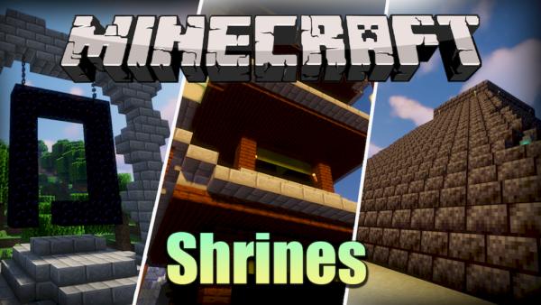 Shrines Mod Minecraft