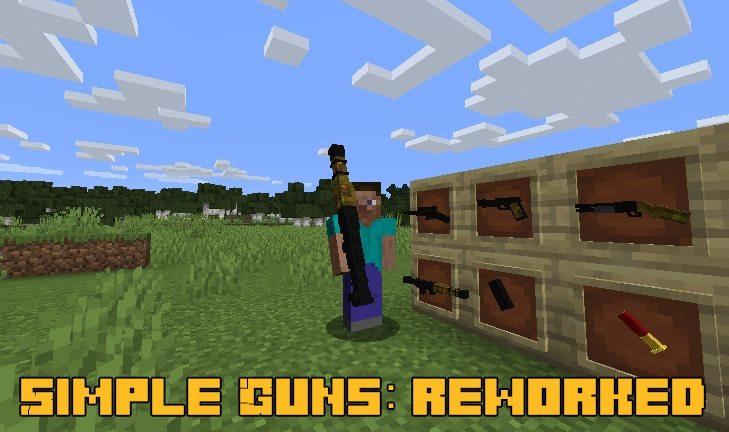 simple guns reworked