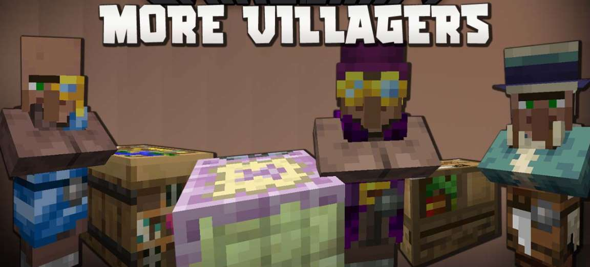 More Villagers Mod