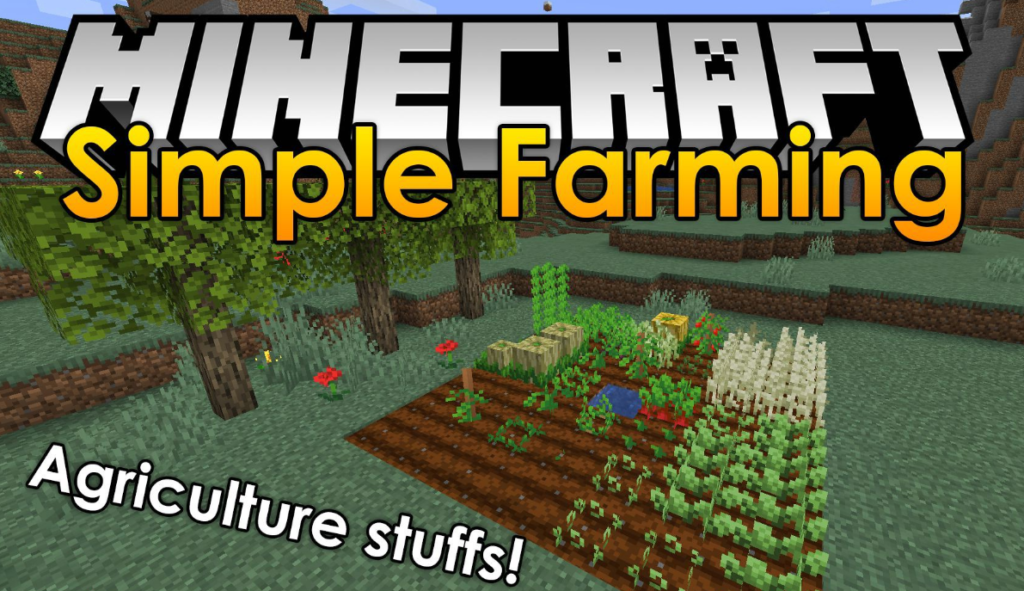 Simple Farming Minecraft Mod