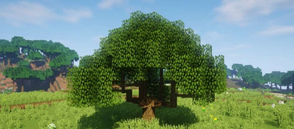 Trees Mod
