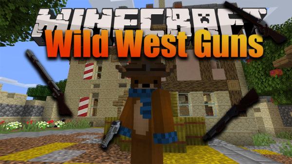 Wild West Guns Mod