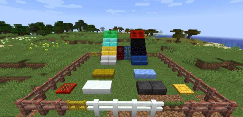 decorations blocks