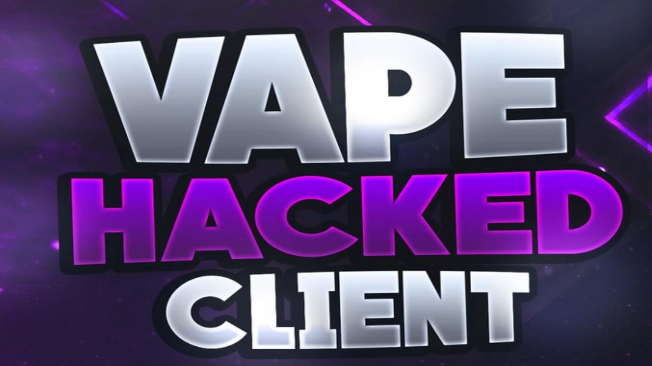 vape hacked client minecraft 1.17