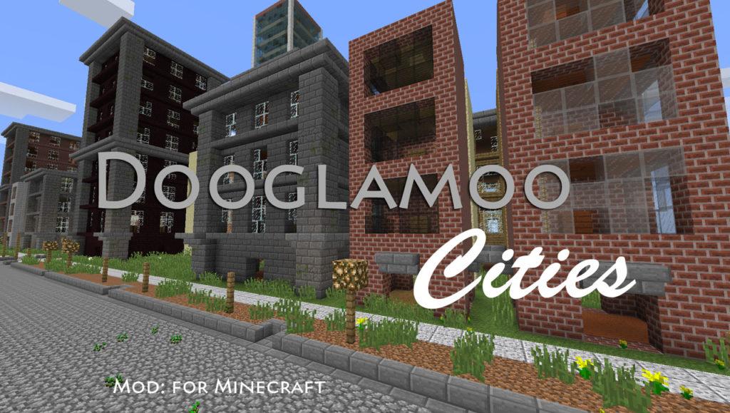 Dooglamoo Cities instant structures