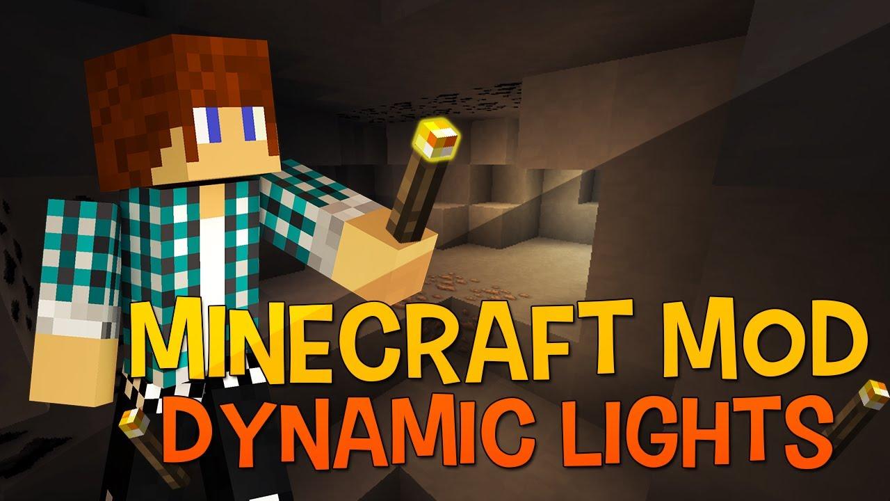 Dynamic Lights Minecraft 1.12.2