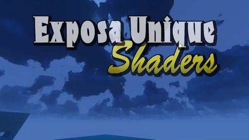 Exposa Unique Shaders