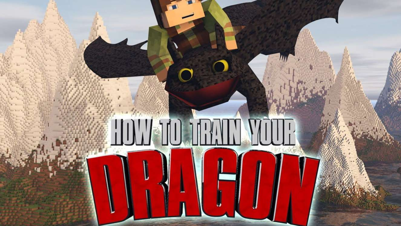 How To Train Your Dragon Mod