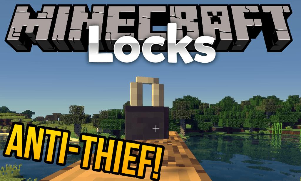 Locks Mod Minecraft