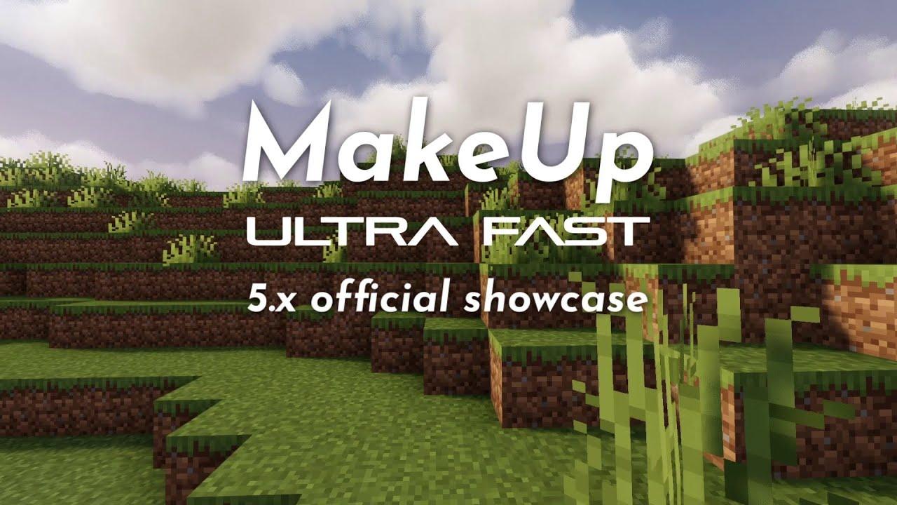 MakeUp - Ultra Fast