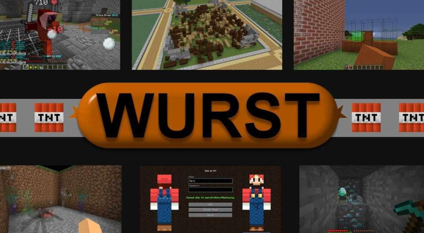 Minecraft Wurst