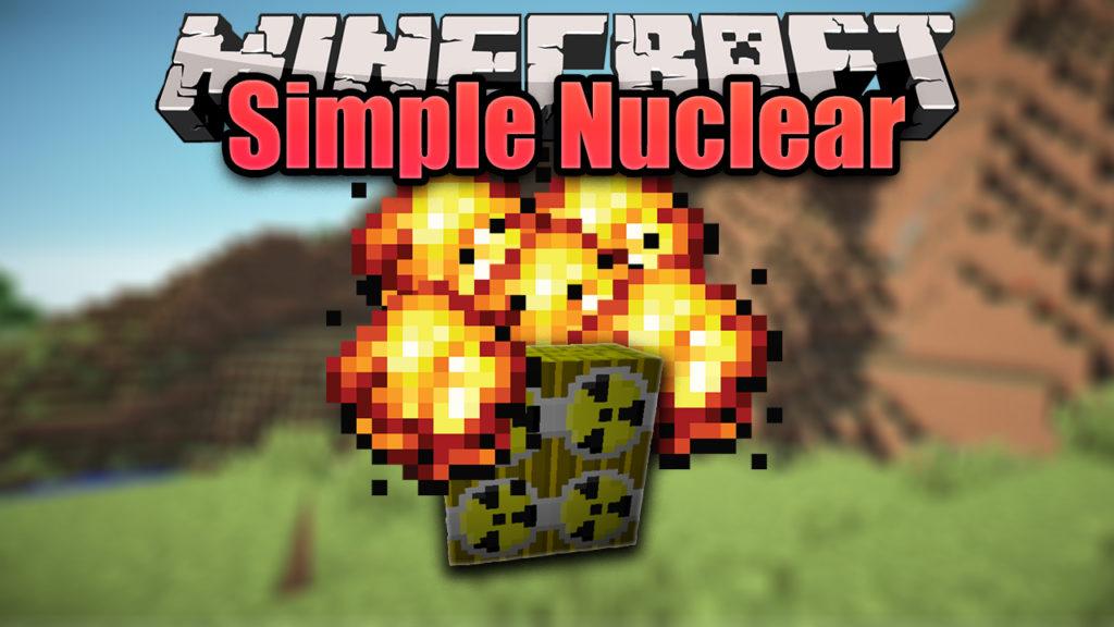 Simple Nuclear Mod 1.15.2