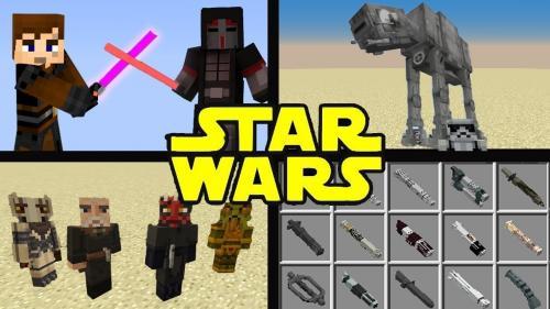 Star Wars Minecraft Mod