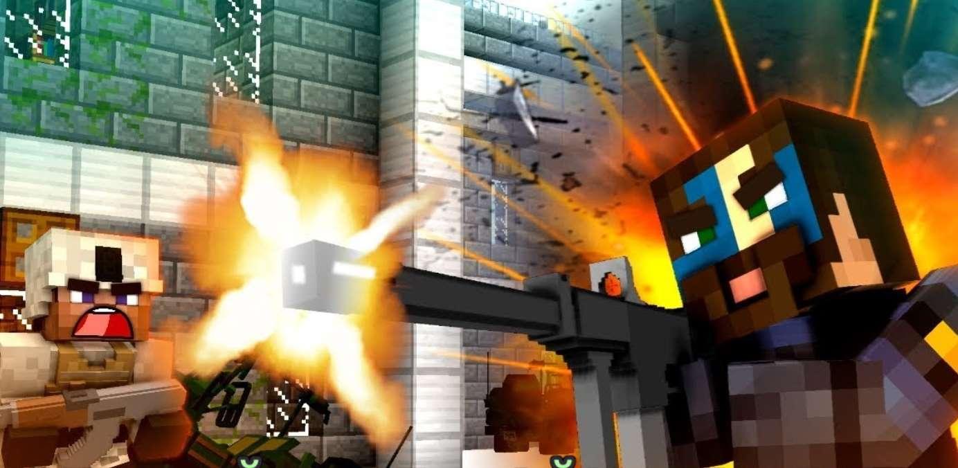 War Mod Minecraft