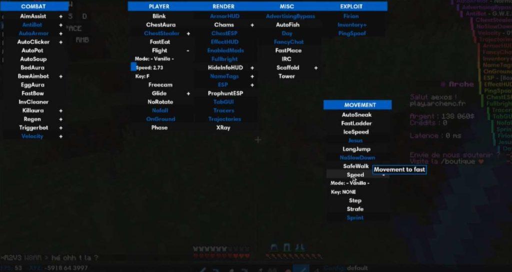 hack minecraft 1.17