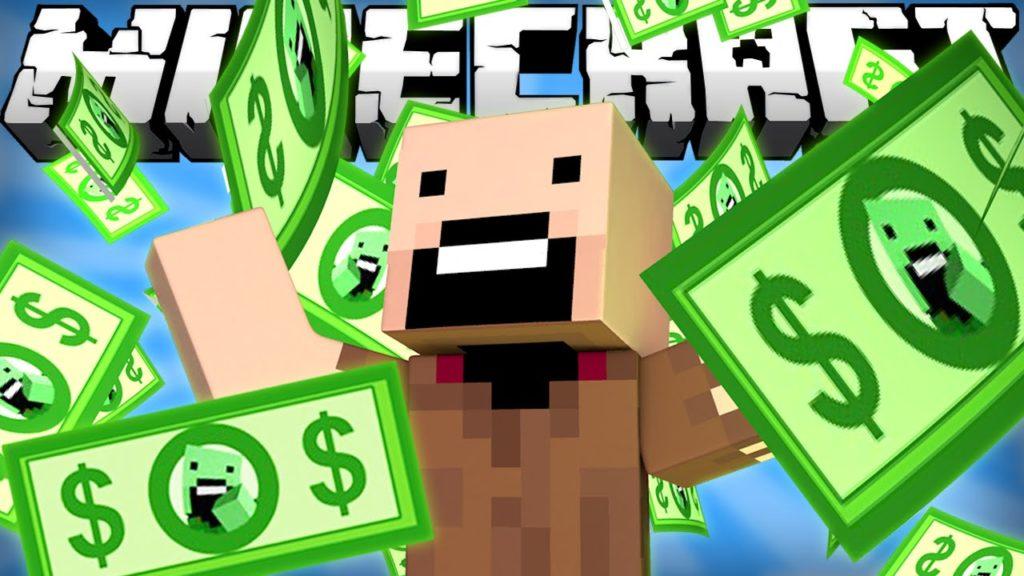 real money Minecraft