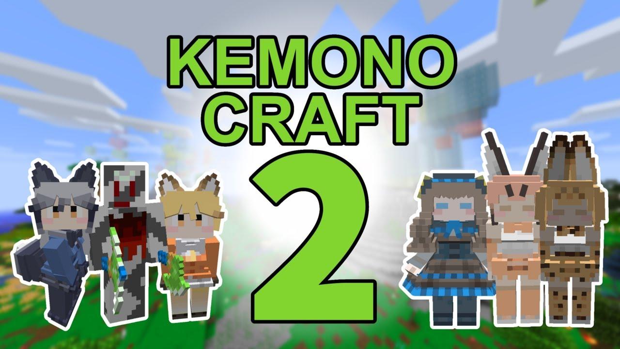 KemonoCraft anime mod