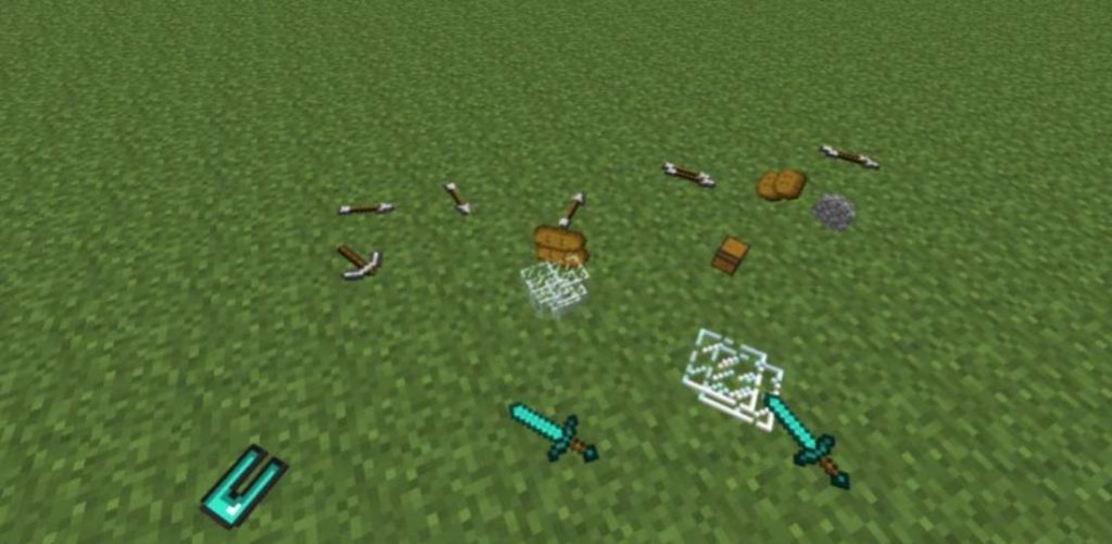 Minecraft physics