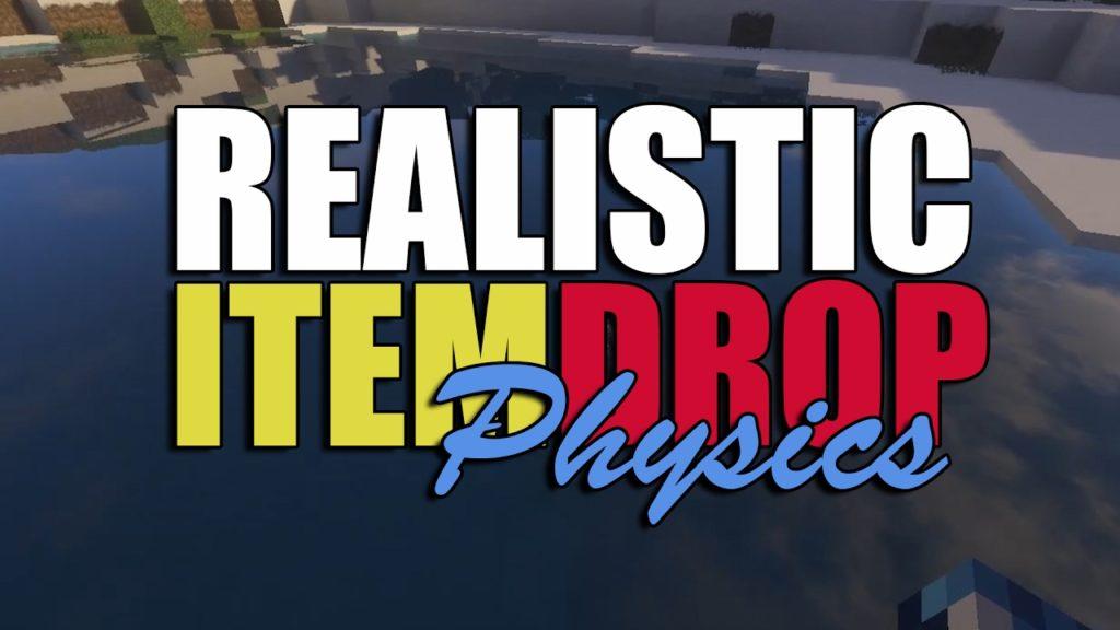 Realistic Item Drop
