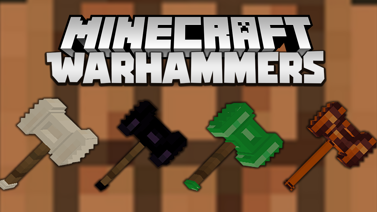 Warhammers Mod Minecraft