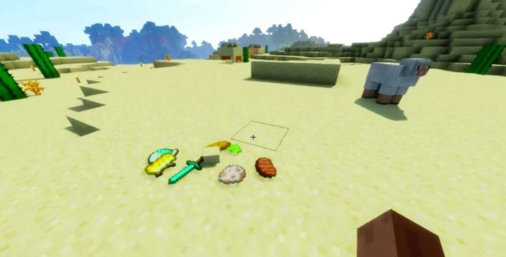 realistic minecraft