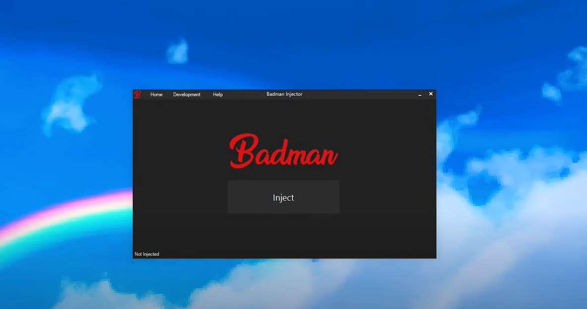 BadMan Minecraft Bedrock hacked client