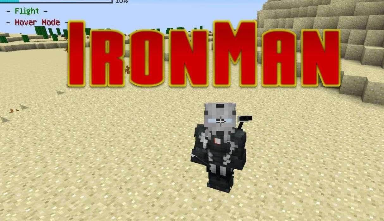 IronMan Mod Minecraft 1.12.2
