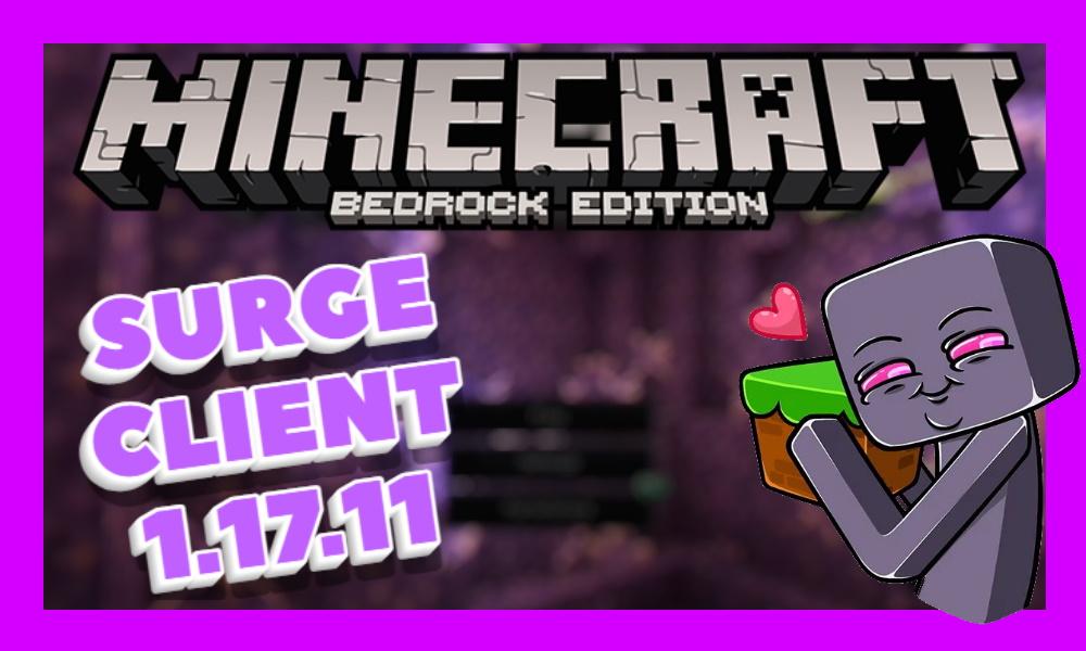 Surge Hack Minecraft 1.17.11