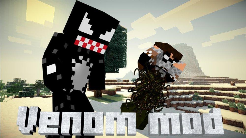 Venom Mod Minecraft 1.12.2