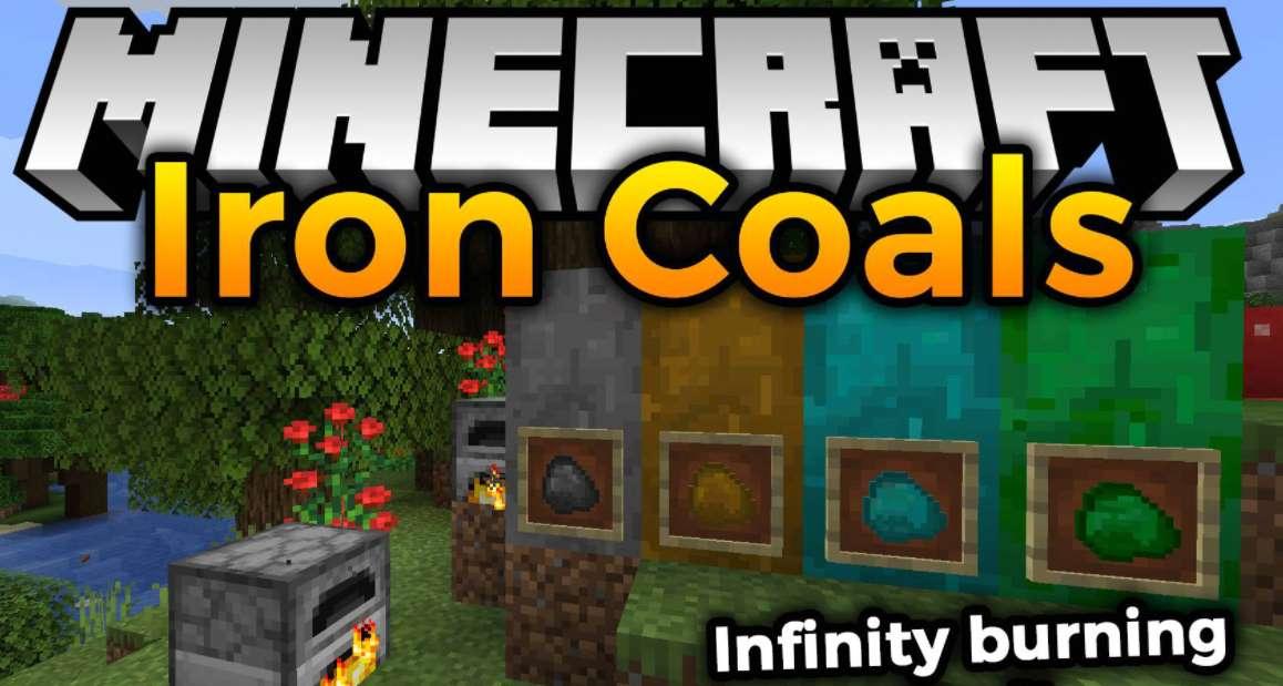 Iron Coals Mod Minecraft