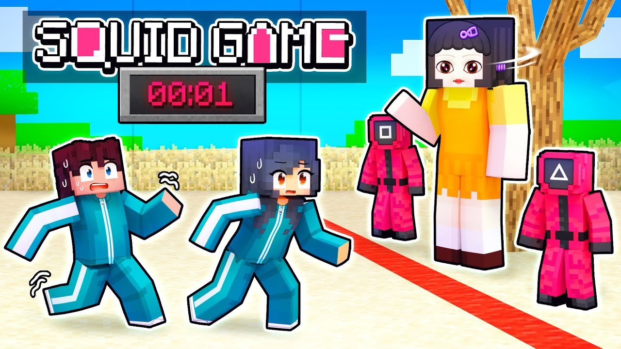 Minecraft The Squid Game