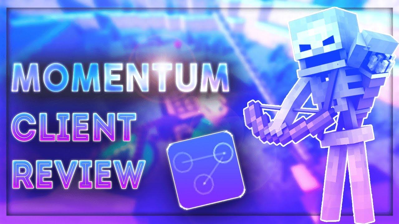 Momentum Hack Minecraft 1.12.2