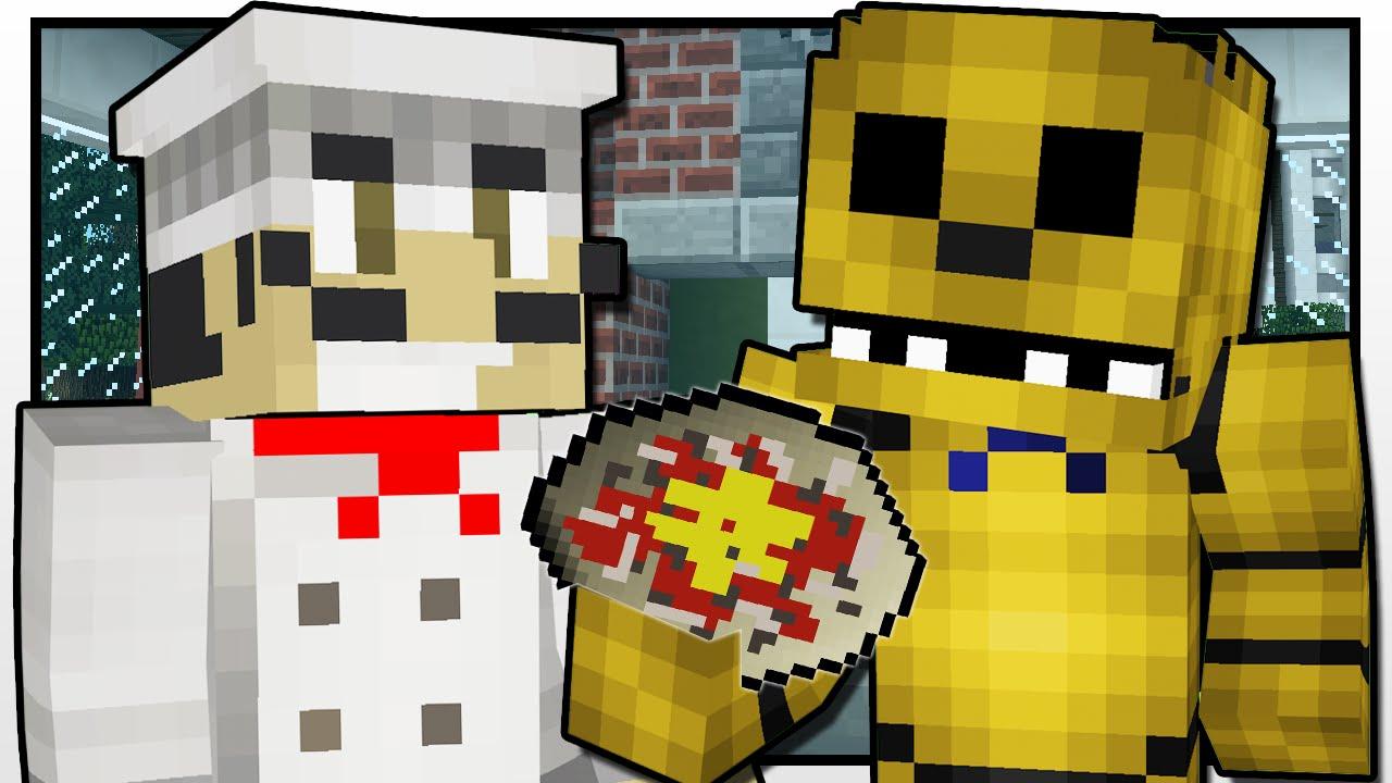 PizzaCraft Mod Minecraft 1.12.2