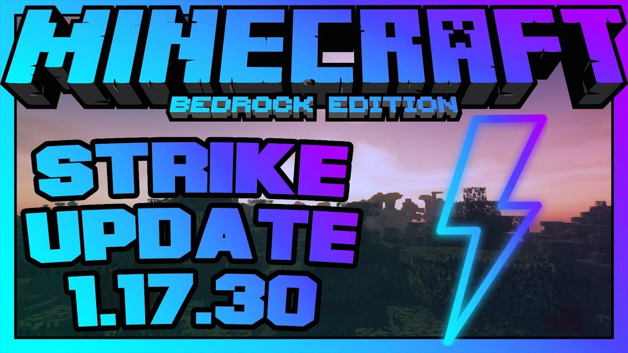 Strike Hacked Client Minecraft Bedrock Edition 1.17.30